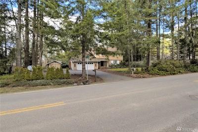Mason County Single Family Home Pending: 420 E Lakeland Dr