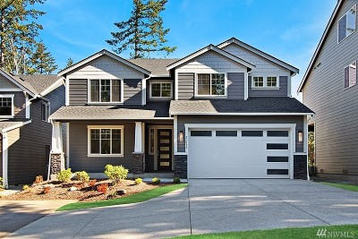 Maple Valley Single Family Home For Sale: 26034 242nd Ave SE #Lot 5