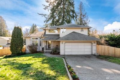 Kingston Single Family Home For Sale: 26204 Montera Lp NE