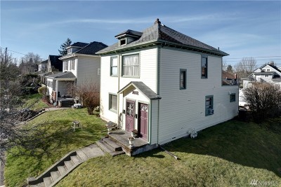 Tacoma Multi Family Home For Sale: 1002 S Anderson St