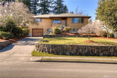 Tukwila Single Family Home For Sale: 14717 58th Ave S