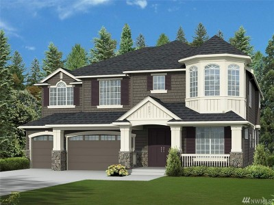 Redmond Single Family Home For Sale: 11992 161st Ave NE