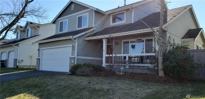 Puyallup Single Family Home For Sale: 11614 172nd St E
