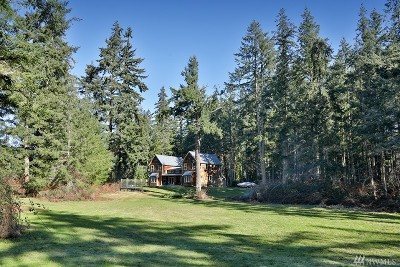 Langley Single Family Home Sold: 2611 Lone Creek Wy