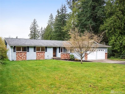 Lynnwood Single Family Home For Sale: 115 155th St SW