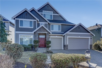 Bothell Single Family Home For Sale: 4124 216th Place SE