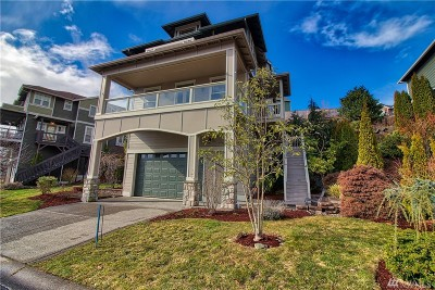 Tumwater Single Family Home For Sale: 1691 Skyline Ridge Lane SW