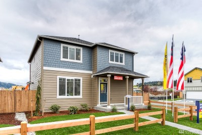 Mason County Single Family Home Pending: 305 Thyme Ave #65