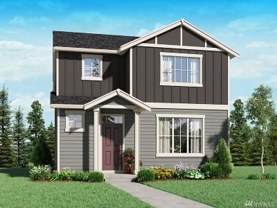 Mason County Single Family Home Pending: 156 Basil Ave #41
