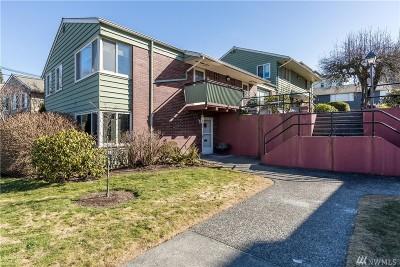 Bellingham Condo/Townhouse Sold: 901 N Forest St #111