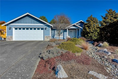 Blaine Single Family Home Sold: 8218 Sehome Rd