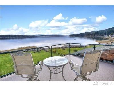 Belfair Single Family Home For Sale: 170 NE Dulalip Landing