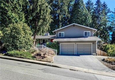 Bothell Single Family Home For Sale: 18408 129th Ave NE