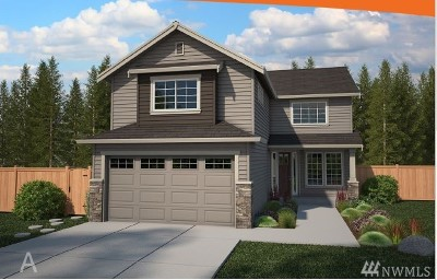 Maple Valley Single Family Home For Sale: 26029 242nd Place SE #Lot 4