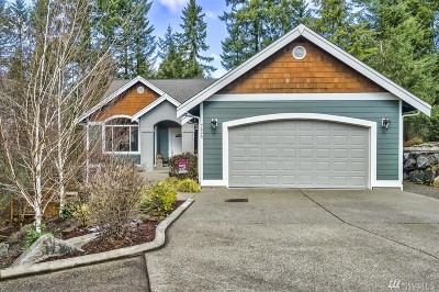 Gig Harbor Single Family Home For Sale: 5626 West Old Stump Dr NW