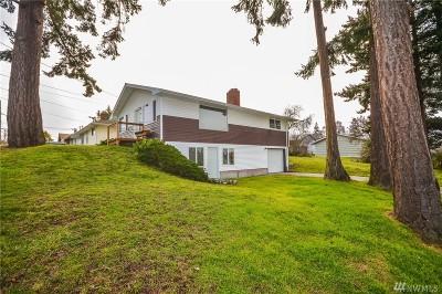 Oak Harbor Single Family Home For Sale: 1541 NE 4th Ave