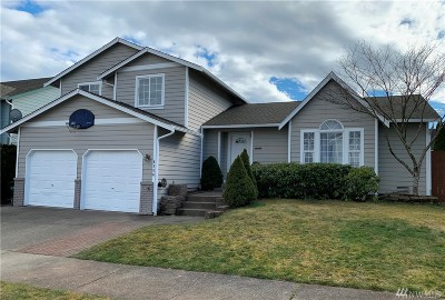 Puyallup Single Family Home For Sale: 8308 132nd Street Ct E