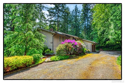 Skagit County Single Family Home For Sale: 461 Klickitat Dr