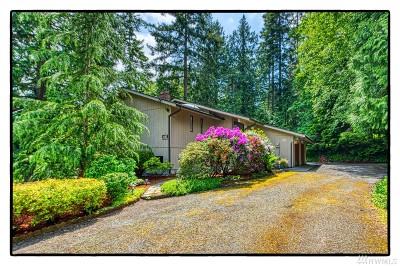 La Conner Single Family Home For Sale: 461 Klickitat Dr