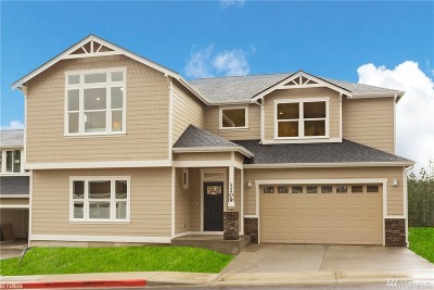 Bremerton Single Family Home For Sale: 9078 Triumph Ave NE
