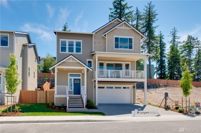 Silverdale Single Family Home For Sale: 2072 NW Rustling Fir Lane