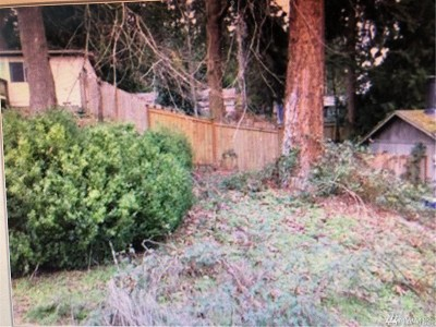 Sammamish Residential Lots & Land For Sale: 211th Place NE