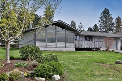 Langley Single Family Home Sold: 5885 Captain Vancouver Dr