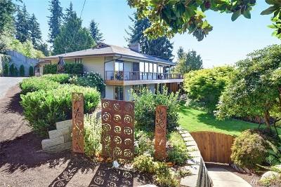 Edmonds Single Family Home For Sale: 7330 172 St SW