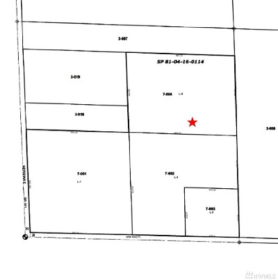 Graham Residential Lots & Land For Sale: 105th Ave E