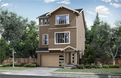 Bothell Single Family Home For Sale: 9 197th Place SW #10