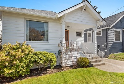 Seattle Single Family Home For Sale: 6336 4th Ave NE