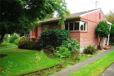 Auburn Single Family Home For Sale: 415 Pike St NE