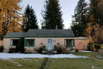 Sedro Woolley Single Family Home Pending: 24318 Wicker Rd