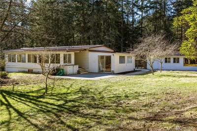 Oak Harbor Single Family Home Sold: 847 Nida Dr