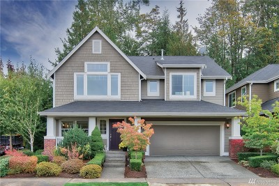 Issaquah Single Family Home For Sale: 2566 22nd Ave NE