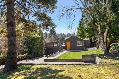 Seattle Single Family Home For Sale: 2527 NE 107th St