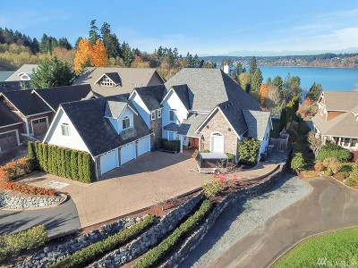 Gig Harbor Single Family Home For Sale: 7425 108th St NW