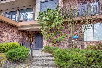 Condo/Townhouse Sold: 8015 Greenwood Ave N #403