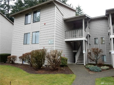 Federal Way Condo/Townhouse For Sale: 33016 17th Pl S Place S #B301