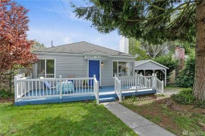 Seattle Single Family Home For Sale: 7914 28th Ave SW