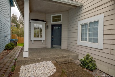 Silverdale Single Family Home For Sale: 1066 NW Gladiola Ct