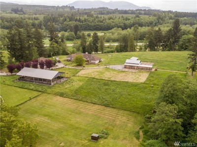 Farm For Sale: 2532 292nd St NW