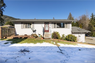 Sedro Woolley Single Family Home Sold: 505 Fir Lane