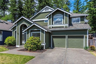 Issaquah Single Family Home For Sale: 25770 SE 35th Place