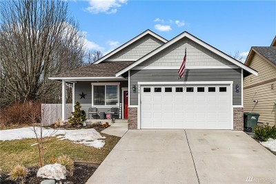 Ferndale Single Family Home Sold: 2598 Sievers Wy