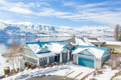 Chelan Single Family Home For Sale: 237 Key Lane