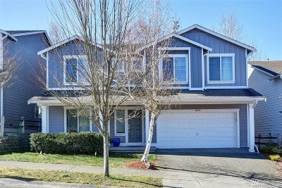 Snohomish Single Family Home For Sale: 11724 59th Dr SE