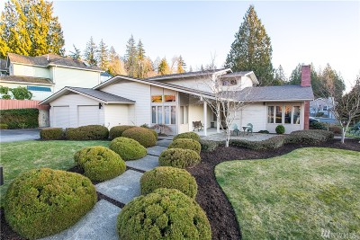 Bellingham Single Family Home Sold: 3302 Iowa Dr