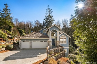 Bellevue Single Family Home For Sale: 5247 145th Place SE