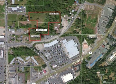 Mason County Residential Lots & Land For Sale: 1269 NE Roy Boad Rd
